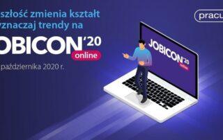 JOBICON'20 - baner zapraszający