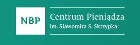 Logo Centrum Pieniądza NBP