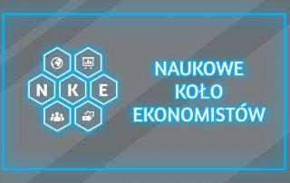 Logo Naukowego Koła Ekonomistów